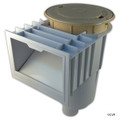 HAYWARD | SKIMMER W/FLOAT VALVE (IG) TAN CONCRETE | SP10712S10FVA