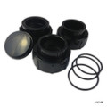 TELEDYNE | TAILPIECE CAP & UNION NUT SET | R0461800