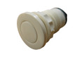Pres: Air: Trol | AIR BUTTON | FLAT, FOR GUNITE, WHITE | B340WHT