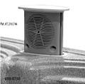 "Waterway | SPEAKER SYSTEM | 5-1/4"" CO-AXIAL GRAY | 675-0107"
