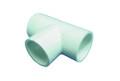 "Dura Plastics | PVC FITTING | TEE 2"" SLIP X 2"" SLIP X 2"" SLIP | 6540-087 | 401-020"