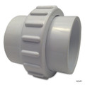 "Custom Molded Products Inc | PUMP UNION | 2"" SLIP X 2"" SLIP SELF ALIGNING IN-LINE UNION 