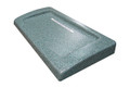Sundance®  Spas | SKIM FILTER PART |  LID QUARITE JADE 1995-96 | 9800-327