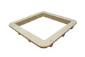 Waterway | SKIM FILTER PART |  MOUNTING PLATE | 519-1600