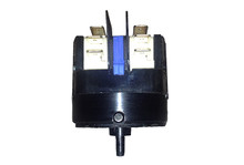 Herga | AIR SWITCH |  20AMP - DPDT - LATCHING - RADIAL | 6862-A-U126