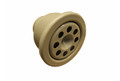 Sundance®  Spas | JET PART | WHIRLPOOL JET & WALL FITTING WITH NOZZLE GRAY | 6540-277