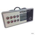 HydroQuip | TOPSIDE |  HT-2, 8 BUTTON WITH OVERLAY | 34-0190