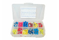 Morris Products   WIRE TERMINAL   ASSORTED SIZES (200 PIECES)   10816