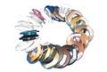 Len Gordon | AIR BUTTON | #15 CLASSIC TOUCH TRIM FINISH SAMPLE RING | 951905-000