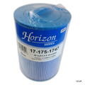 "Horizon Series by Filbur | Cartridge,40sqft,ht,1-1/2""SAE b,6"",8-1/4""3oz MB 