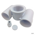 "Custom Molded Products | Hydrojet Body Only, 1.5"" x 1.5"" (Generic) 