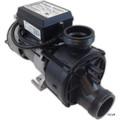 Waterway Plastics | Genesis Bath Pump Complete, 7.5Amp, Nema Cord, Air Switch | 321HF10-0150