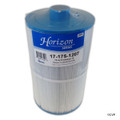 "Horizon Series by Filbur | Cartridge,75sqft,2-1/16""ot,2""male slip b,8"",13""3oz 