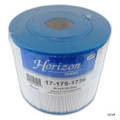 "Horizon Series by Filbur | Cartridge,50sqft,1-7/8""ot,2-3/8""ob w/slot,8-1/2"",7-1/4""3oz 