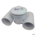 "Custom Molded Products | Hydrojet Replace.Assy,non-OEM,1.5""w x 1.5""a,White(Generic) 