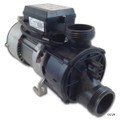 "Waterway Plastics | Genesis Bath Pump, 1.5"" Suction, 13.5Amp, Nema Cord, Air Sw 
