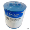 "Horizon Series by Filbur | Cartridge,35sqft,ht,2""MPT b,7"",7-9/16""3oz 
