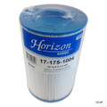 "Horizon Series by Filbur | Cartridge,50sqft,ht,1-1/2""MPT b,6"",9""3oz | FC-0315"