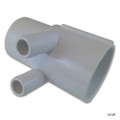 "Waterway Plastics | SP Manifold 2""s x 2""spg(2)3/4""barbs (use 55-270-1519) | 672-7130"
