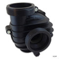 "Power-Right Industries | Wet End, Power Right, 4.0hp, 48fr, 2"", Reverse-Left Side 