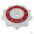 "Praher Canada Ltd | Cover Abs (white), 2"" Valve, w/Oring | E-6-S2"