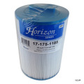 "Horizon Series by Filbur | Cartridge,40sqft,ht,1-1/2""MPT b,7"",9-3/4""3oz  