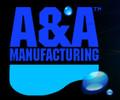 A&A MANUFACTURING | 1-1/2 T-VALVE ACTUATOR | 6 PORT LOW PROFILE | 555807