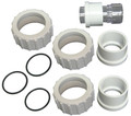 AQUATOOLS SAND | UNION COUPLING PACKAGE FOR WC112-148 | C198-5