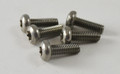 HAYWARD/AQUAVAC TIGERSHARK | SCREW, M4 x .7 x 12MM PAN HEAD MACH. | RCX12001