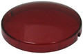 """Allied Innovations   RED LENS FOR 2 1/2"""" HOLE SIZE 3 3/8"""" LENS DIAMETER   5-30-0093R"""