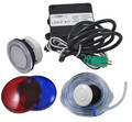 Hydroquip | COMPLETE LIGHT KIT WITH WITH MINI AMP CORD | 9253-20