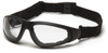 Pyramex GB4010ST XSG Safety Glasses, Frame: Black, Lens: Clear Anti-Fog (12 Pair)