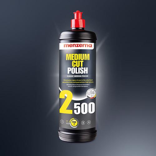 Menzerna MCP2500-8 Power Finish Polish 8oz Bottle