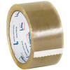 Intertape 291 - 72 MM X 55 M 2.5 Mil Premium Acrylic CST Clear Carton Sealing Tape - GI176-00 (24 Rolls)