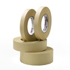 Intertape PG27 - 24 MM X 54.80 M Premium Grade Automotive Natural Masking-Paper Tape - PG2455 (36 Rolls)