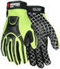 Memphis MC500 Cut Pro Gloves 10 Gauge HPPE/Synthetic Nylon, Size XXLarge (1 Pair)