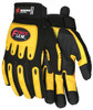 "Memphis KV200 - ""ForceFlex"", Clarino Synthetic Leather Palm with PU Coating, Full sock Kevlar lining Glove (1 Pair)"