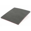"Mirka XS-8A-129-180 3"" x 4"" Foam Backed Abrasive Finishing Pad"