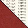 """VSM KK505J 2 1/2"""" x 103 A/O Sanding Belt 120 grit, (10 Pack)"""