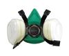 Gerson 8211 Series OV/P95 Low Maintenance Cartridge Respirator, Size Medium