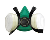 8311 Series OV/P95 Low Maintenance Cartridge Respirator, Size Large
