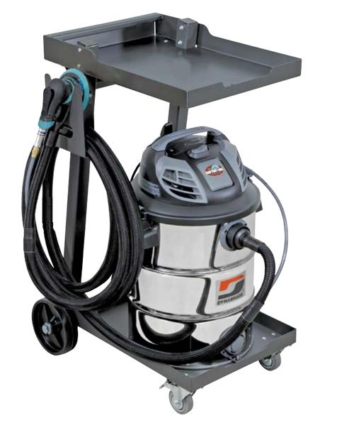 Dynabrade 10050 Mini-Rapter Enhanced Pack Mobile Vacuum System