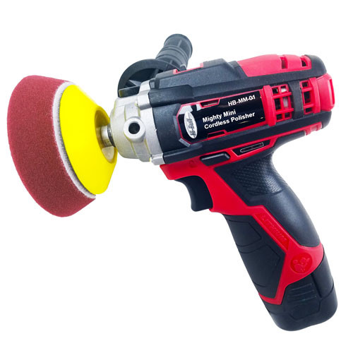 Hi-Buff HB-MM0-01 Mighty Mini Cordless Polisher