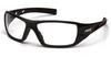Pyramex - Velar SB10410D Black Frame Clear Lens (Qty. 12)