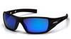 Pyramex - Velar SB10465D Black Frame, Ice Blue Mirror Lens (Qty. 12)