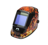 Pyramex - WHAM3030FL Leadhead Auto-Darkening Helmet, Flame (Qty. 1)