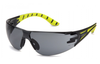 Pyramex  SBGR9620S Endeavor Plus Safety Glasses Gray Lens with Black and Green Temples (Qty. 12)