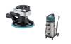 "Dynabrade 56830BKV - 6"" Robotic Supreme Kit w/ Vacuum, 3/16"" (Tool Kit + Vacuum)"
