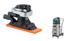 "Dynabrade 57404BKV -2-3/4"" x 8"" Dynaline Sander Robotic w/Vacuum Kit (Tool Kit + Vacuum)"