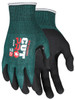 MCR Safety 96782M Cut Pro  18 Gauge Hypermax Shell Gloves, Size Medium (12 Pair)